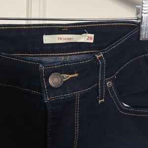 Levi's 711 Skinny Women's Jeans
